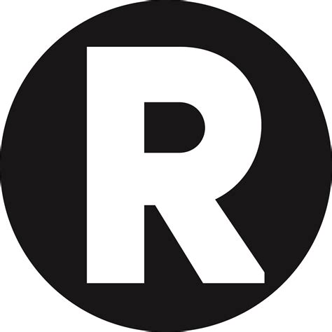 r logo sport logos red circle r pictures to pin on pinterest
