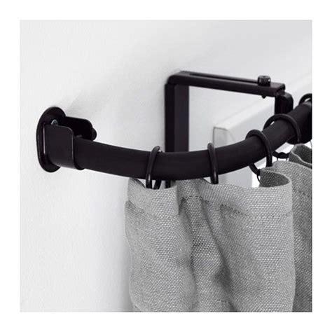 Curved Curtain Rods For Bow Windows les 25 meilleures id 233 es concernant rideaux fen 234 tre d angle