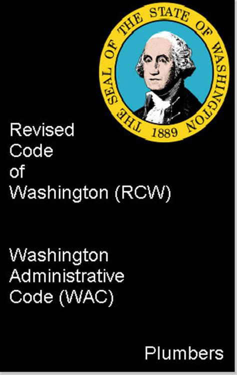 Washington Plumbing Code by Anytimece Washington Plumber Rcw Wac