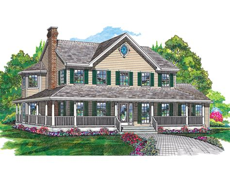 farm house house plans cornfeld traditional farmhouse plan 062d 0042 house