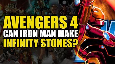 avengers iron man infinity stones youtube