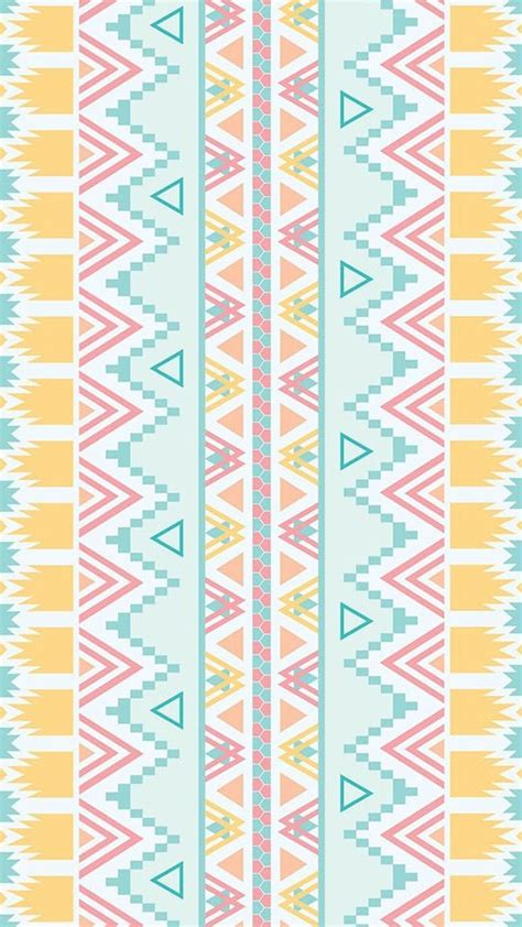 colorful aztec wallpaper colorful tribal background tribal print pinterest