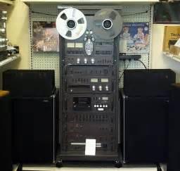 Technics Audio Rack Vintage Stereo Inventory Houston Separate Components