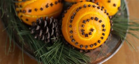 where to buy oranges with cloves for christmas herbs and other ingredients for decorating your table chowhound