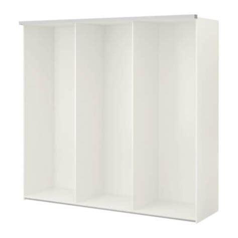 Elga Wardrobe by Elg 197 Wardrobe Frame White
