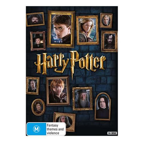 Dvd Harry Potter Collection harry potter collection dvd kmart