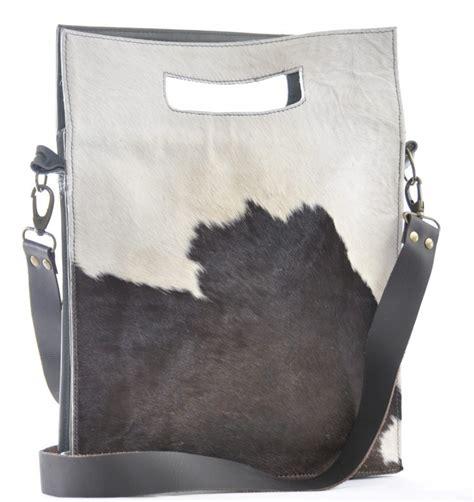 Tas Wanita Handmade Bags Delice Half hippe leren vachttas tas met koehuid bags met