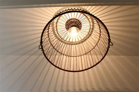 Wire Light Fixture Wire Basket Pendant Light Fixtures Wire Basket Pendant Light Fixtures Design Ideas And Photos