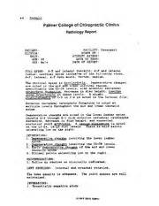 Radiology Report Template Radiology Report Example