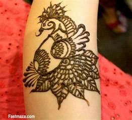 top 10 peacock mehndi designs for hands easyday