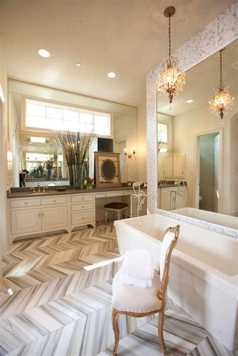 herringbone tile floor bathroom marble herringbone bathroom floor design ideas