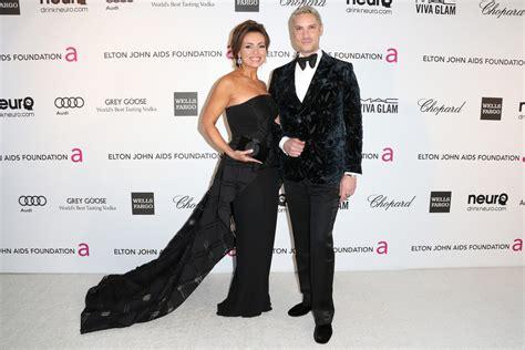 who was eric mcgee married to lisa robertson photos photos 21st annual elton john aids