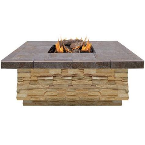 home depot pit stones buy calflame propane gas pit in cheap