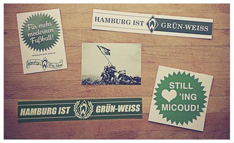 Sticker Drucken Lassen Hamburg by Aktuell Stickerdruck Neuauflage Jan 14 Vert Et Blanc