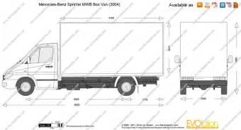 Mercedes Sprinter Height Mercedes Sprinter Luton Dimensions