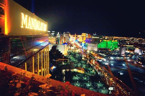 bar at top of mandalay bay the foundation room at mandalay bay the best view in