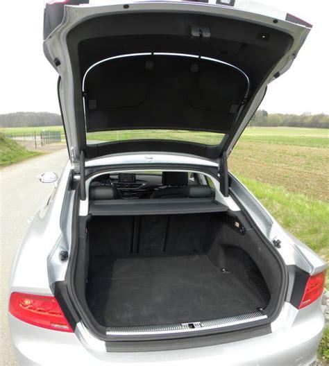 Kofferraumvolumen Audi A8 by Audi A7 Sportback Gro 223 E Klappe Pagenstecher De Deine