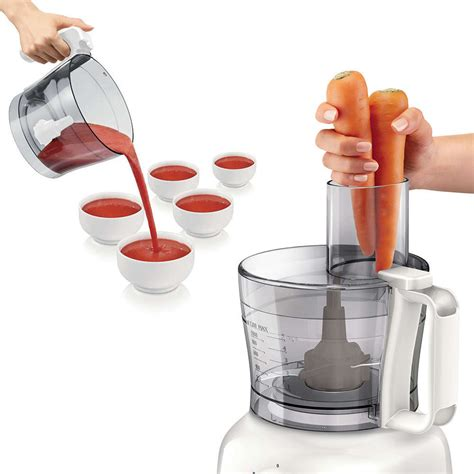 Blender Philips Food Processor philips hr7628 food processor 650w blender mill slicer