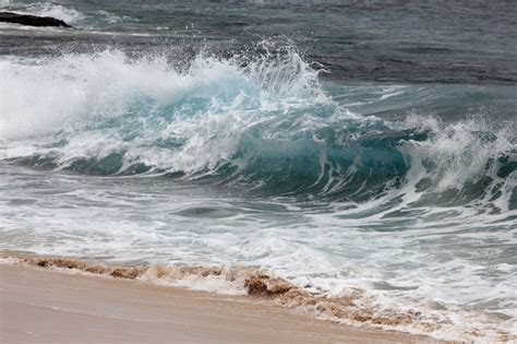 Crashing On The by The Powerful Lesson Waves Crashing Can Teach You About