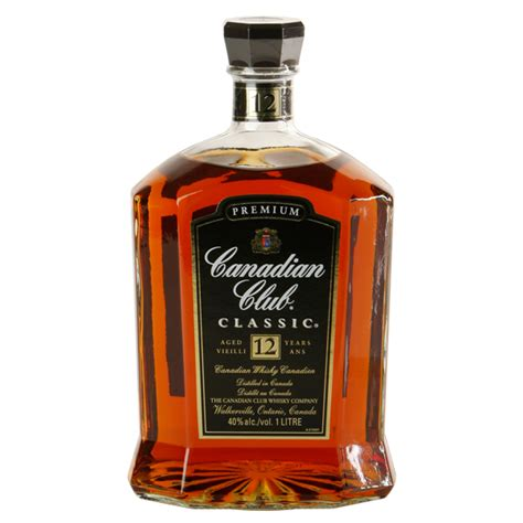 Canada House Whiskey by Canadian Club Classic Tunnel Duty Free