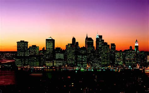 New York by Wallpapers Manhattan New York City