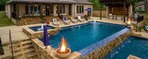design pools of east texas pool builder longview outdoor living hallsville spa