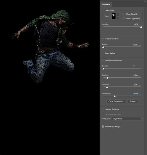 typography masking tutorial how to create a typography dispersion action in adobe