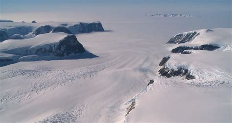 Larsen Shelf by Another Antarctic Shelf Is Melting Now