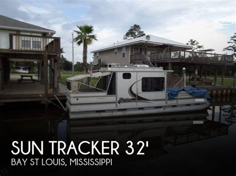 bay st louis boat dealers for sale used 2003 sun tracker 32 party cruiser in bay st