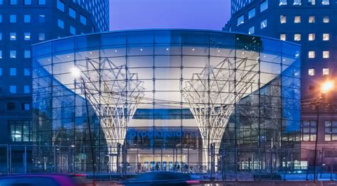 located in the trendy battery park city is brookfield place