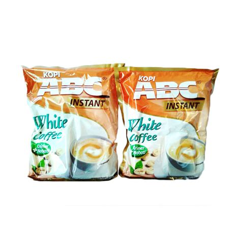 Kopi Abc White jual daily deals abc white coffee kopi instan 20 g 40