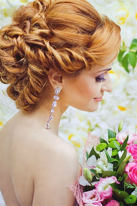 Top Wedding Hairstyles For Medium Hair by Wedding Hairstyle For Medium Hair