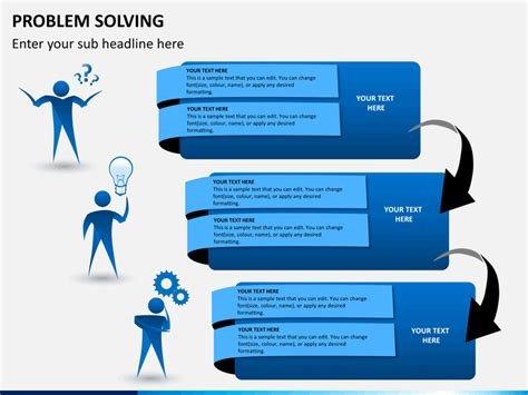 Problem Solving Powerpoint Template Sketchbubble Problem Solving Template