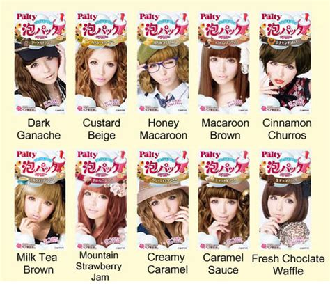 Palty Hair Color Point 1000 images about palty on foam hair dye hair dye color chart and awesome hair color