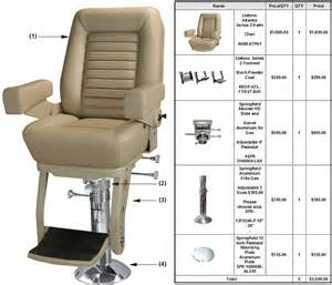 helm chairs for boats boat seats by llebroc helm chair