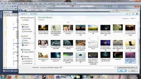 c tutorial audio c xna audio visualizer tutorial doovi