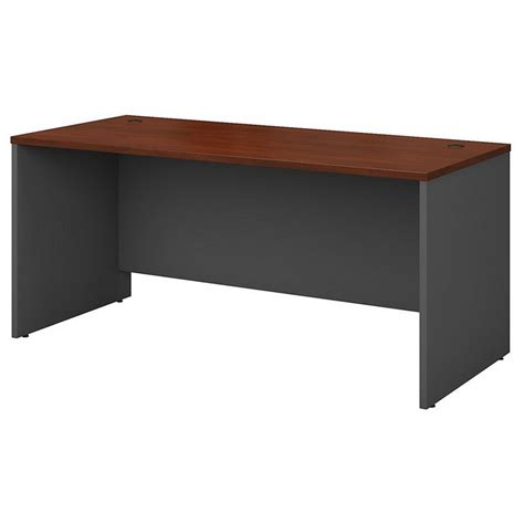 Bush Business Furniture Series C 66w Desk Shell In Hansen Bush Series C Office Furniture