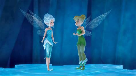 where did they film on the wings of love tinker bell el secreto de las hadas