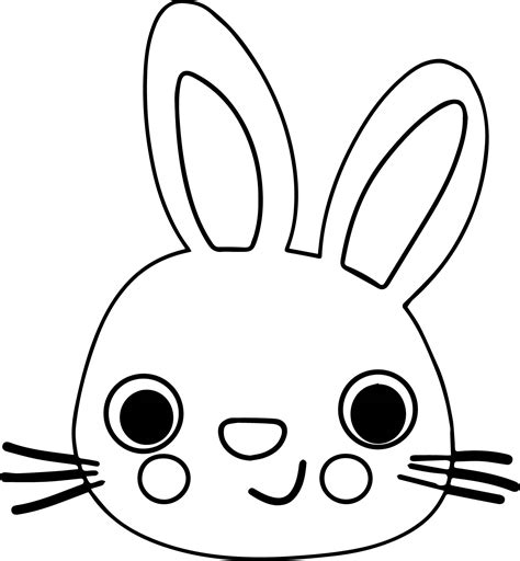 easter bunny face coloring pages to print 95 coloring pages bunny face kids pages bugs free