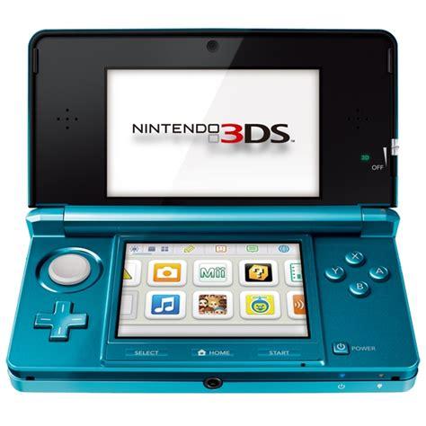 Nintendo 3ds Aqua Blue Small 3ds console aqua blue 3ds nintendo muizenshop nl