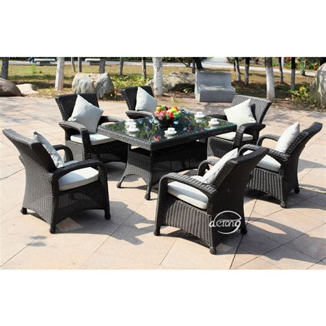 rattan patio furniture sale wicker rattan furniture set rattan garden furniture sale