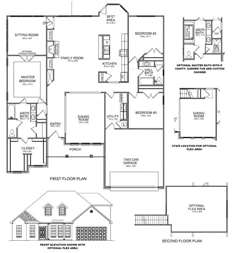 Double Master Bedroom Floor Plans by 100 Home Floor Plans Two Master Suites The Secret
