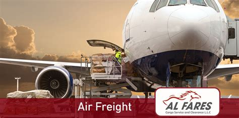 air freight al fares cargo service and clearance
