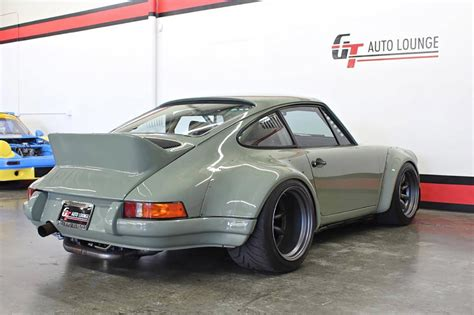 porsche rwb just listed 1990 porsche 911 rwb pandora one