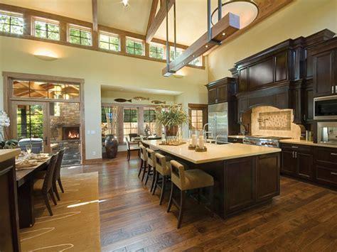 Hardwood Flooring in the Kitchen   HGTV