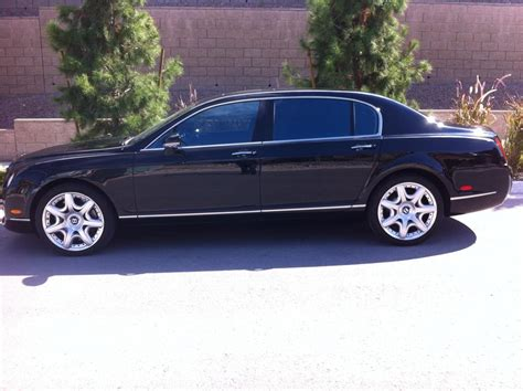 bentley flying spur 2007 2007 bentley flying spur 4 door sedan 161806