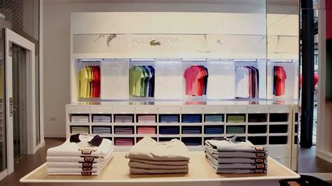 Interior Design 101 making of the lacoste knightsbridge flagship store youtube