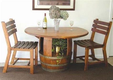 32 Best Ice Chest Ideas Images On Pinterest Ice Chest Wine Barrel Dining Table