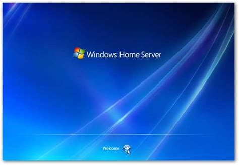 how to install and setup windows home server