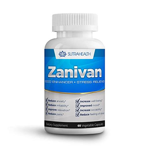 herbal tablets for mood swings zanivan anxiety pills for relief and natural relaxant